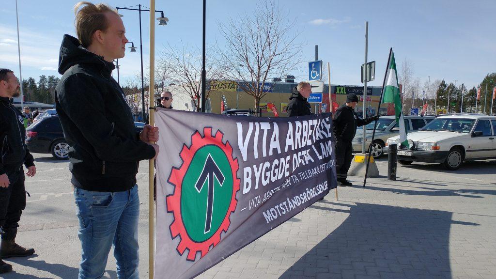 NRM 1 May 2021 activism, Sweden