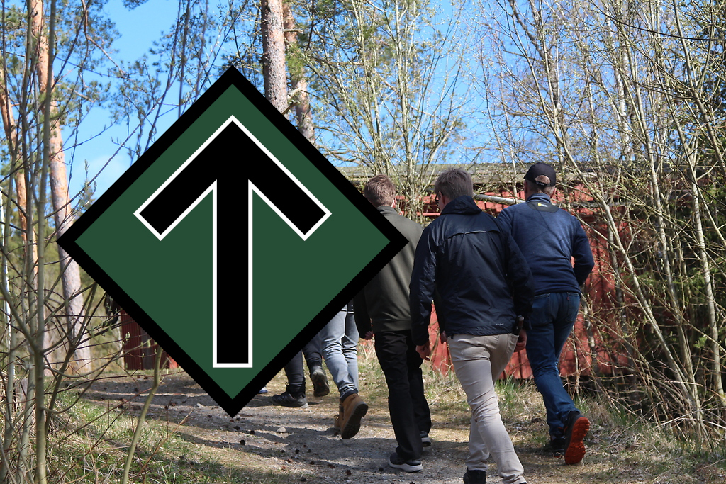 Training excursion in Norway NRM's Nest 1