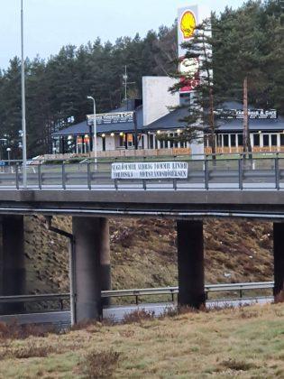 Nordic Resistance Movement Tommie Lindh memorial activism