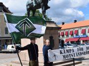 NRM public activity in Eksjö