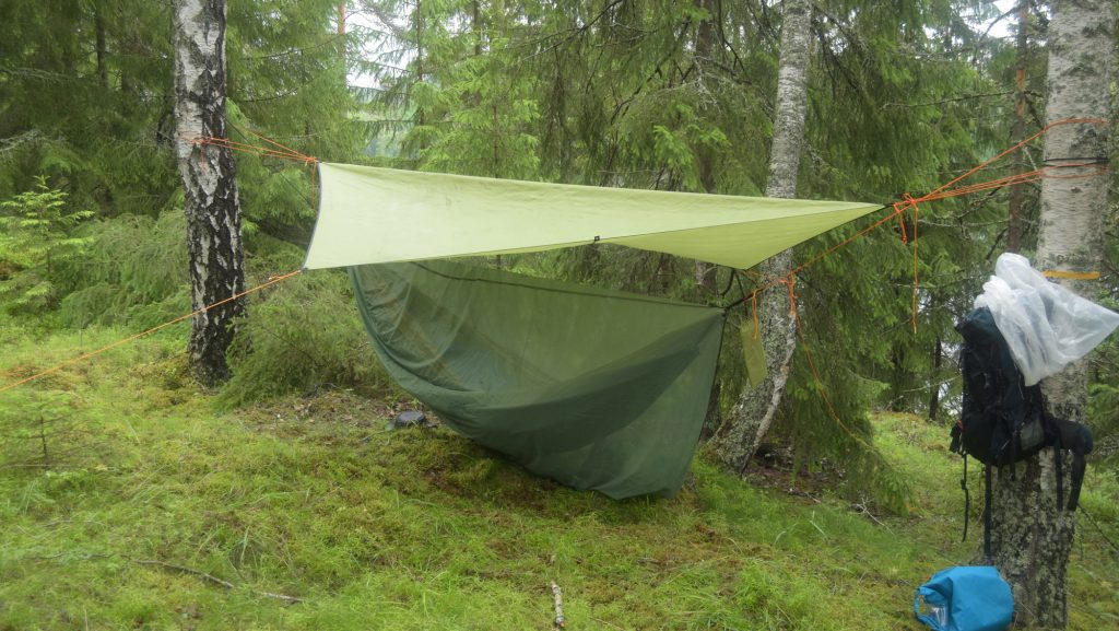 Camping in Sweden's Nest 5