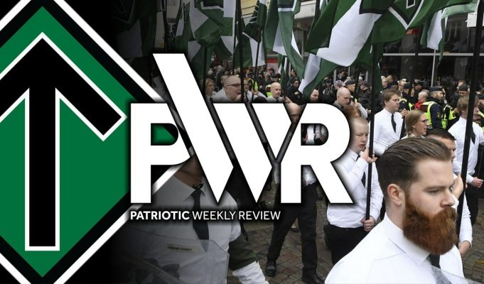 Nordic Resistance Movement on Patriotic Weekly Review
