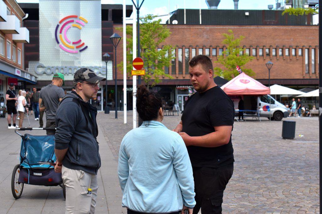 Nest 2 NRM activity, Skövde, Sweden