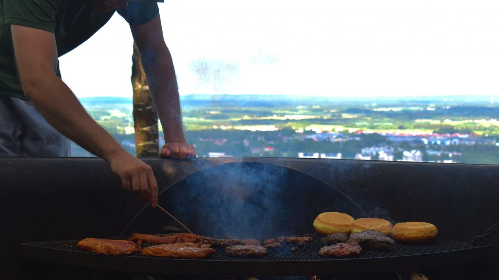 NRM barbecue