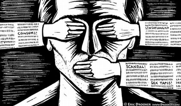 Censorship sketch