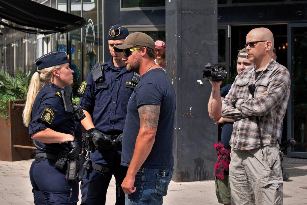 NRM public activism, Sweden