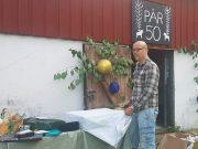 Pär Öberg birthday party