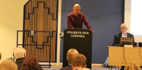 Pär Öberg in Ludvika Council
