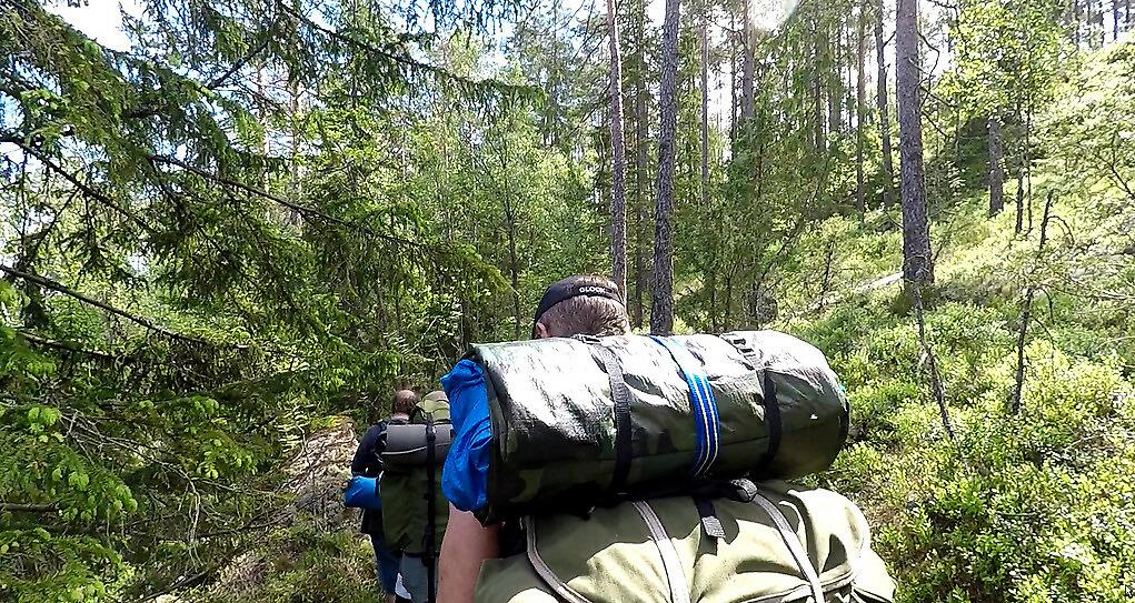 Wilderness hiking, Eastern Norway
