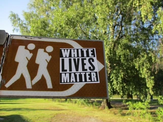 White Lives Matter activism, Finland