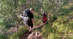 Bohusleden hiking