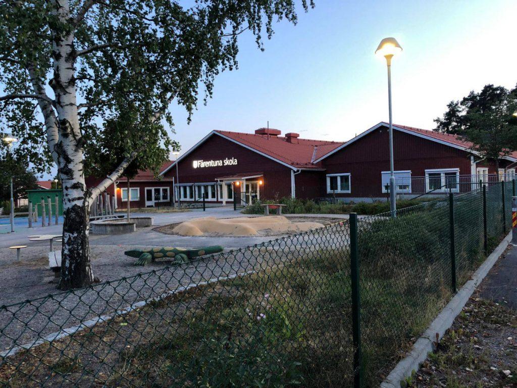 Färentuna school