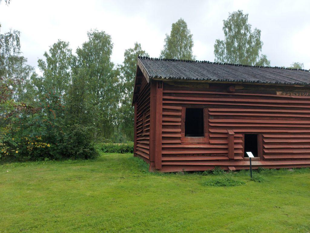 Kungsladan barn, hiding place of Gustav Vasa, Sweden