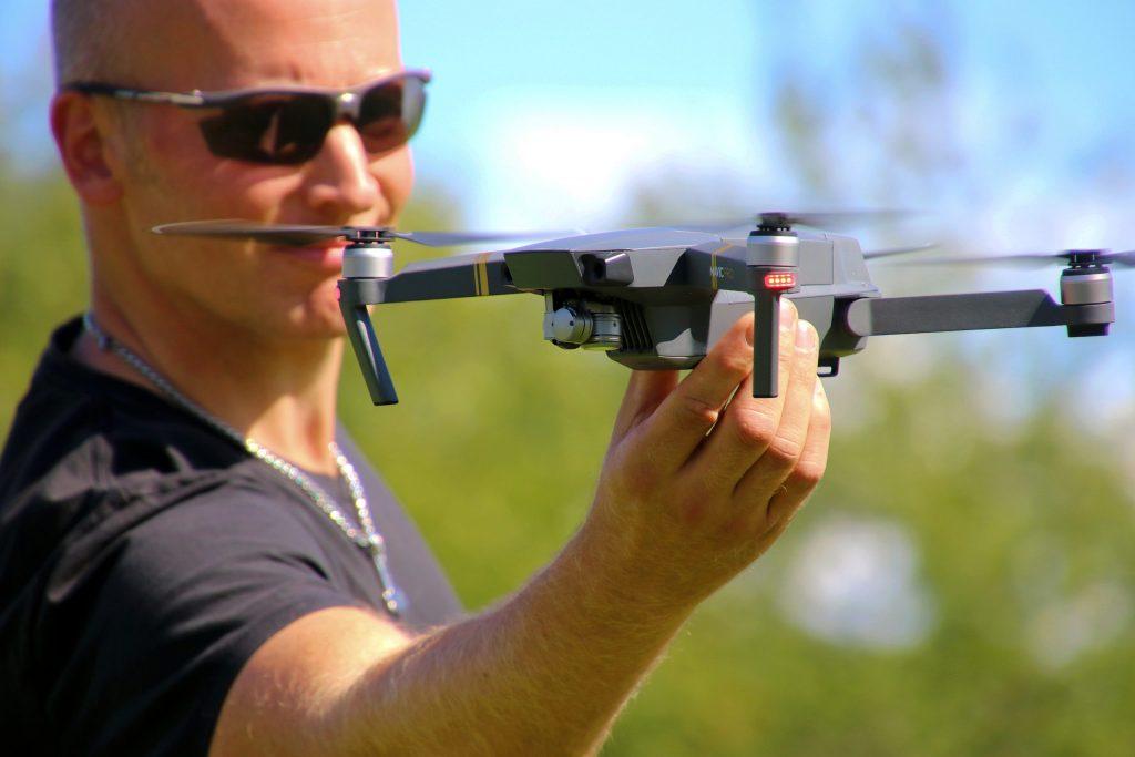 Nordic Days 2021 drone