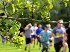 Nordic Days 2021 jogging