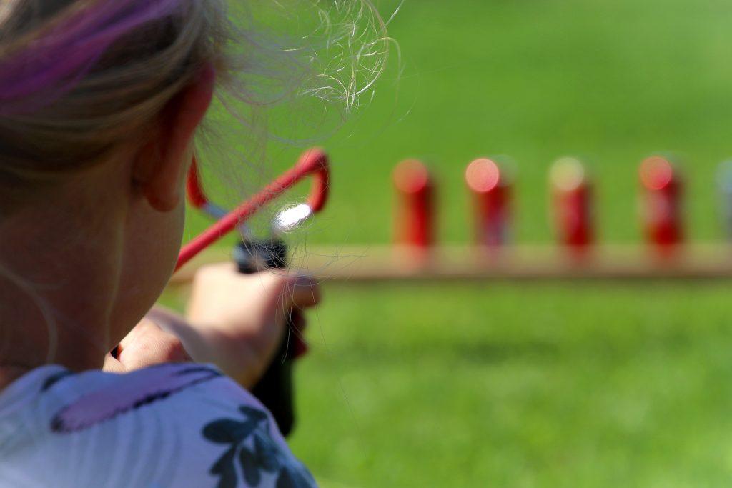 Nordic Days 2021 kids' slingshot