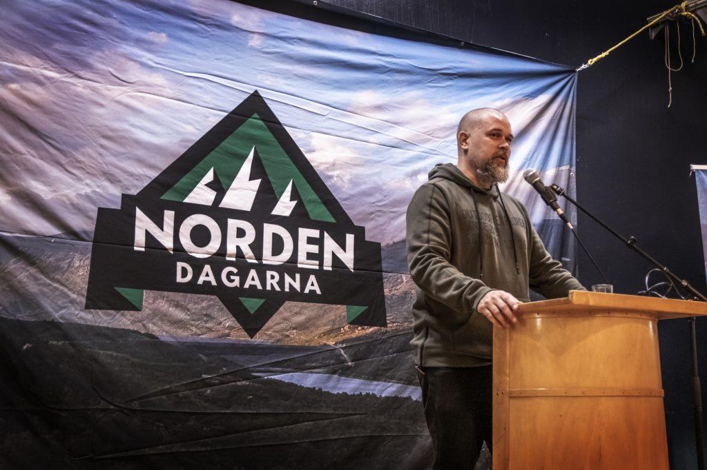 Nordic Days 2021 Vejdeland speech