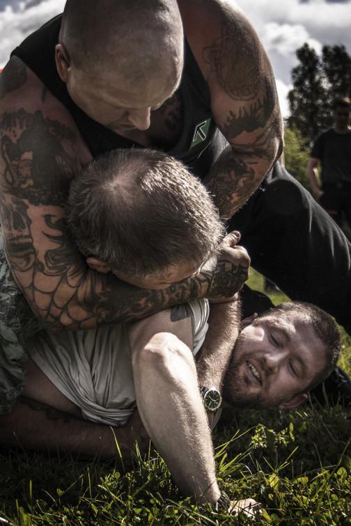 Nordic Days 2021 wrestling