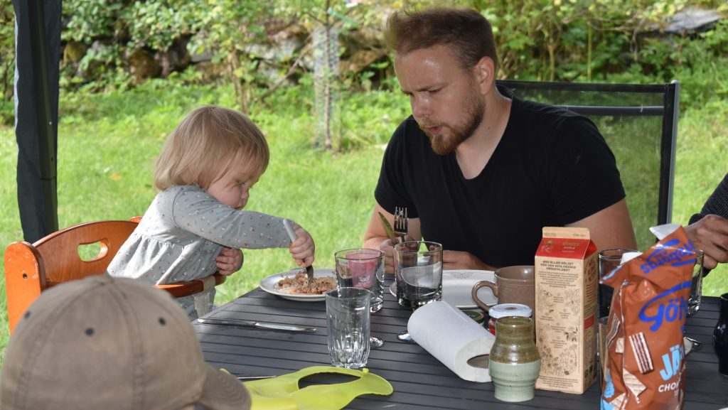 Nordic Resistance Movement family activity