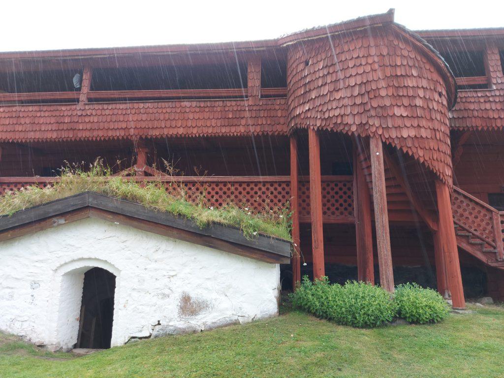 Ornässtugan medieval guest house, Borlänge, Sweden