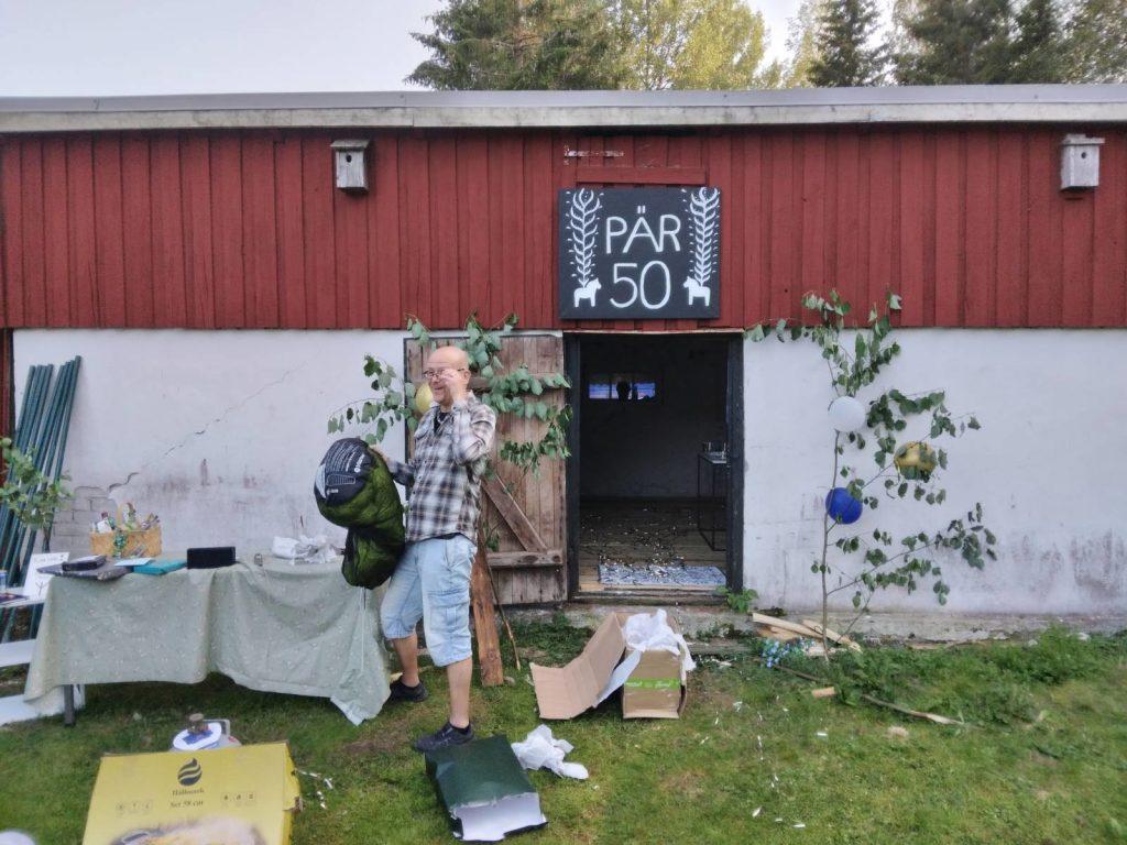 Pär Öberg 50th birthday party