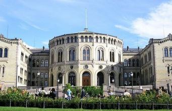 Norwegian parliament Stortinget