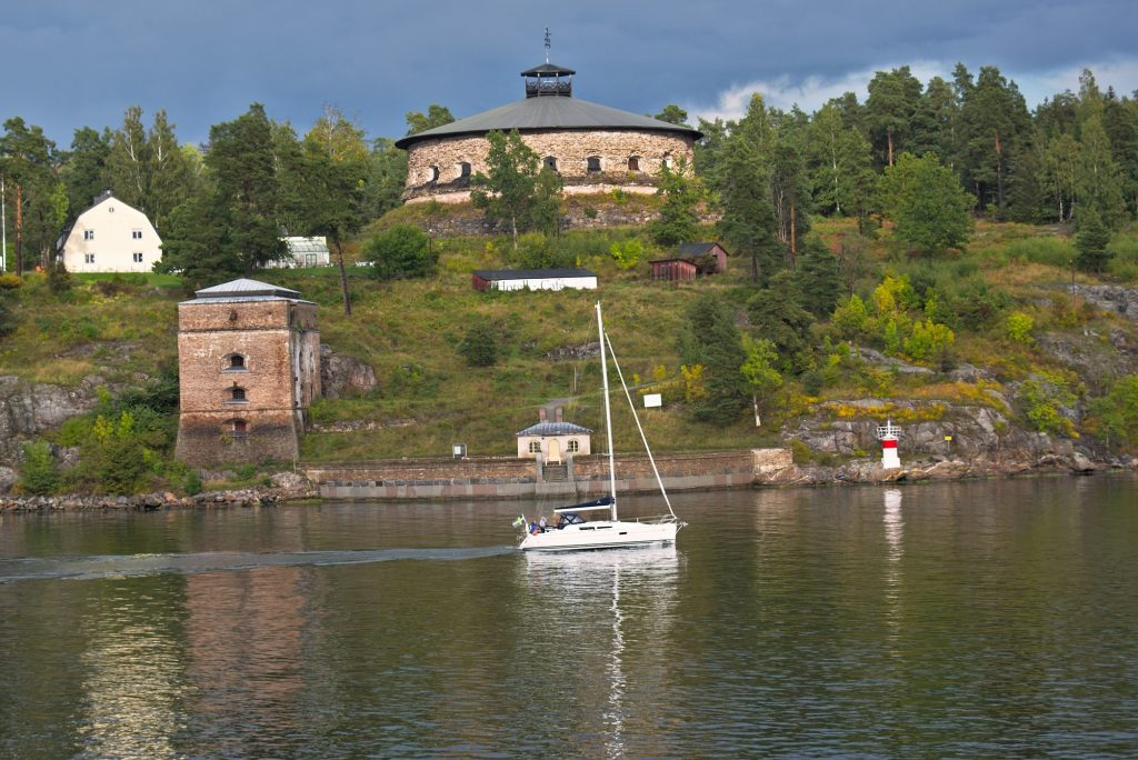 Fredriksborg Fortress, Sweden