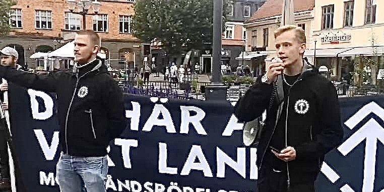 Kristianstad NRM speech