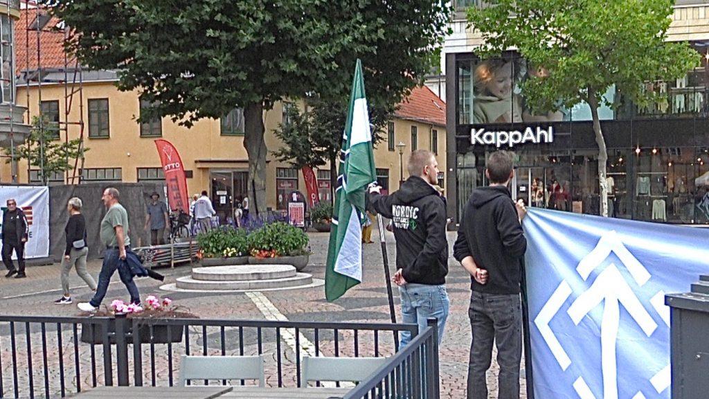 Kristianstad NRM activism