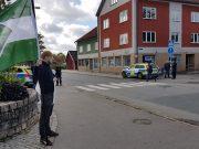 NRM public action in Sävsjö, Sweden