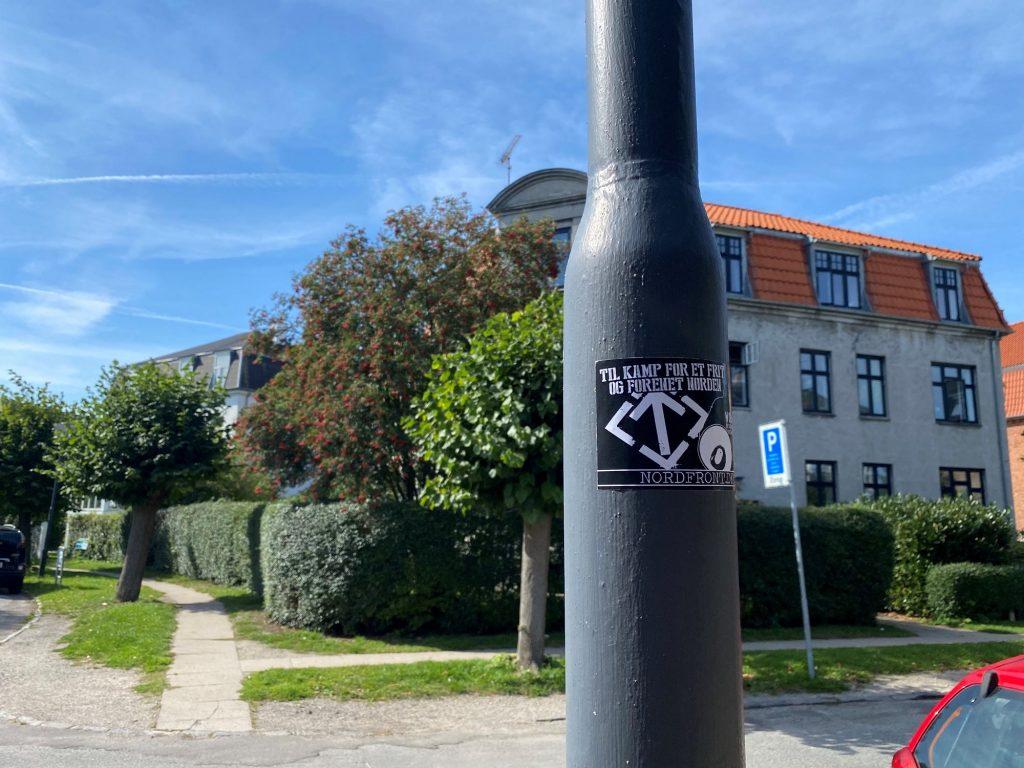 NRM sticker, Greater Copenhagen, Denmark