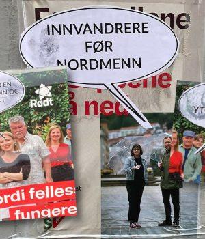 NRM Norway election activism