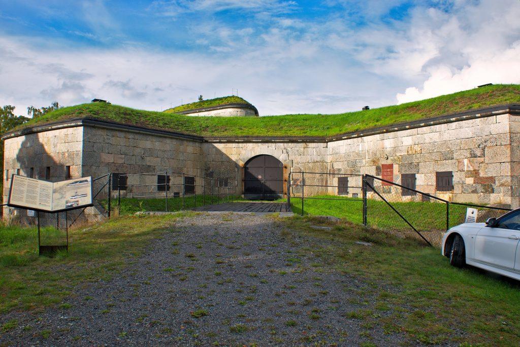 Oskar Fredriksborg Fortress, Stockholm, Sweden