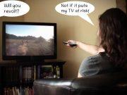 No revolution - TV