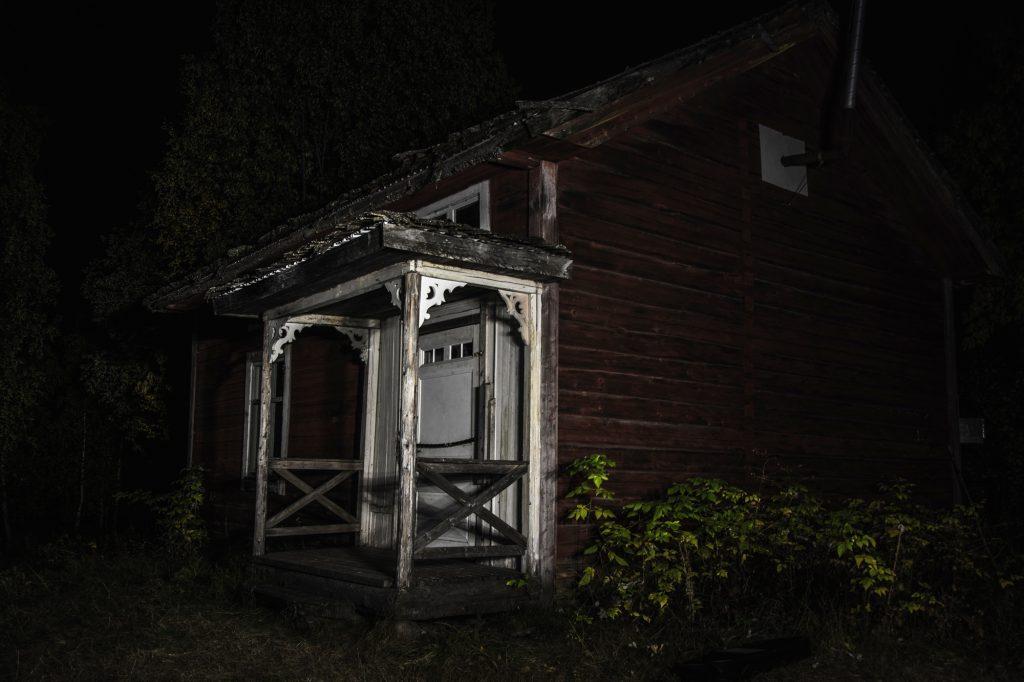 Vithatten house, Sweden