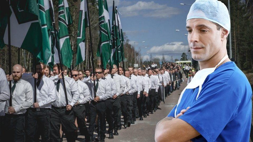 Nordic Resistance Movement dentist